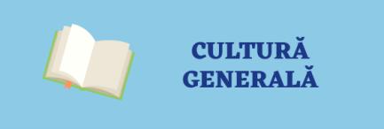 litera cultura generala