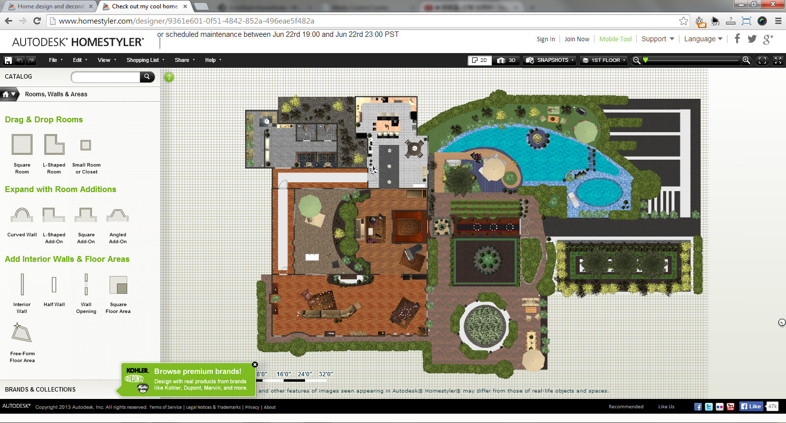 Home Addition Floor Plans Software