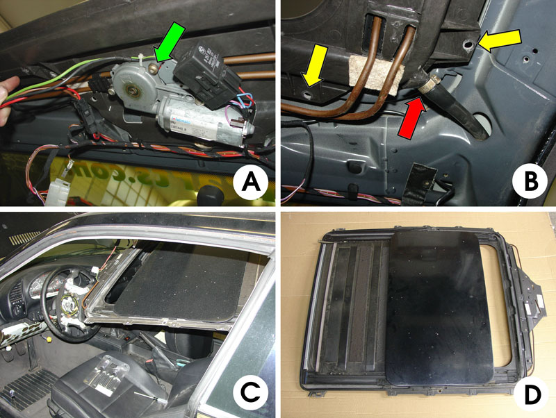 Bmw E46 Sunroof Wiring Diagram