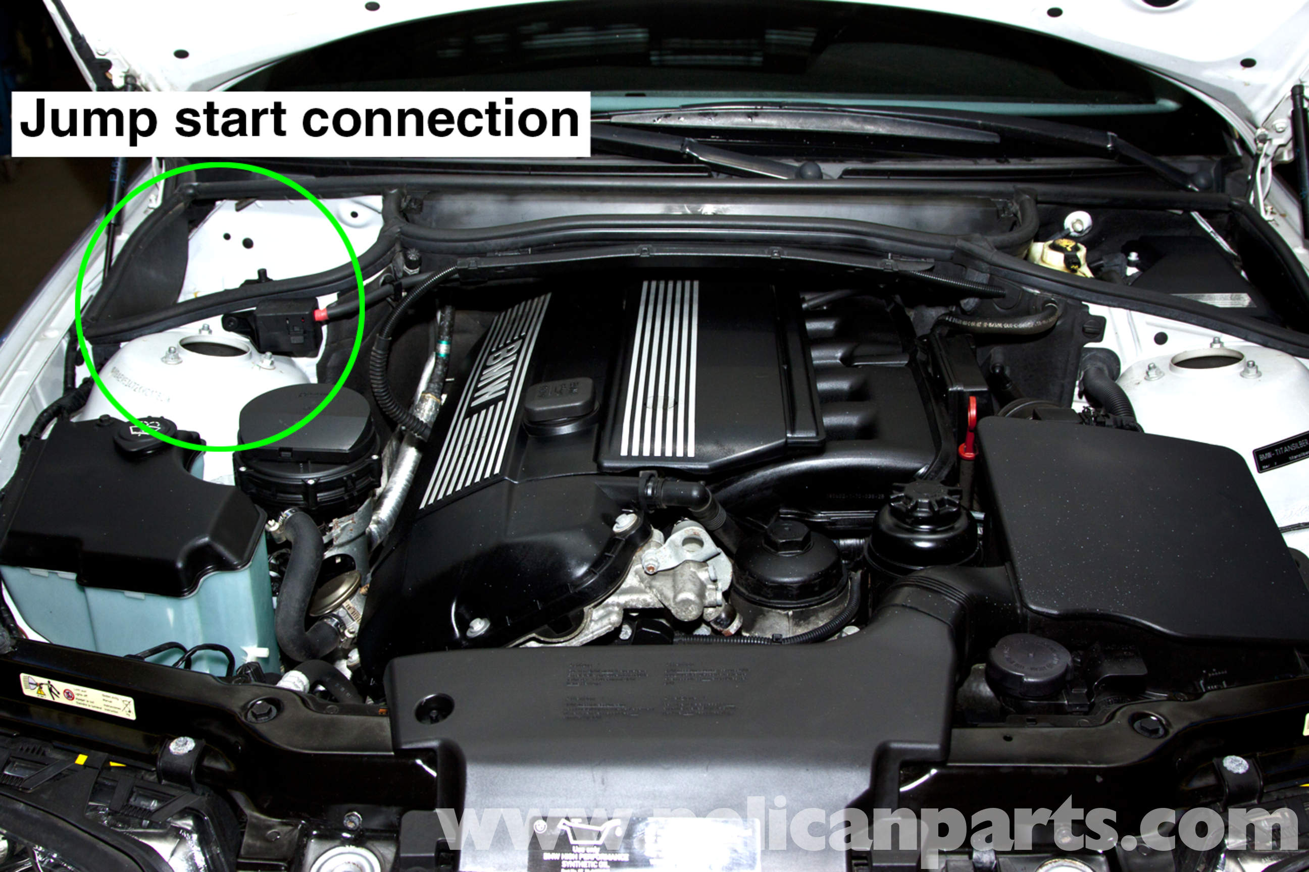Eclipse Fuse Box Diagram Wiring Schematic Bmw E46 Battery Replacement And Connection Notes Bmw 325i