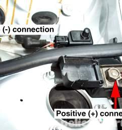 2002 bmw 325i battery wiring wiring diagram portal 325i roof rack 325i battery diagram [ 2592 x 1728 Pixel ]