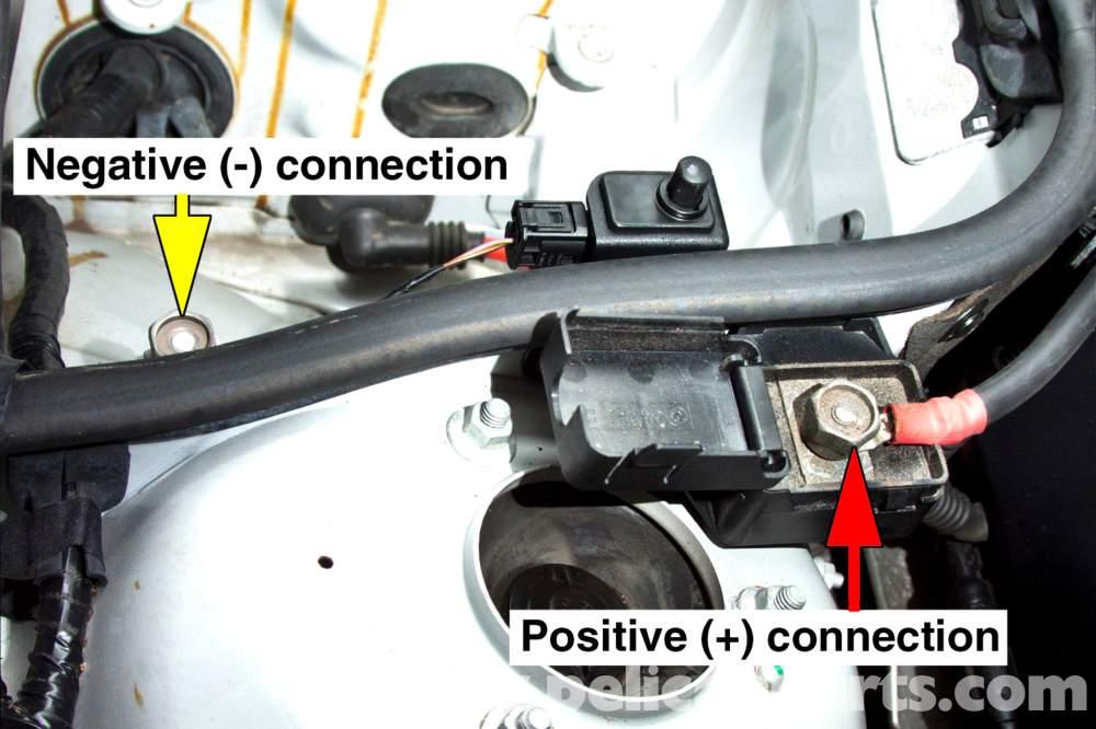 medium resolution of 2002 bmw 325i battery wiring wiring diagram portal 325i roof rack 325i battery diagram