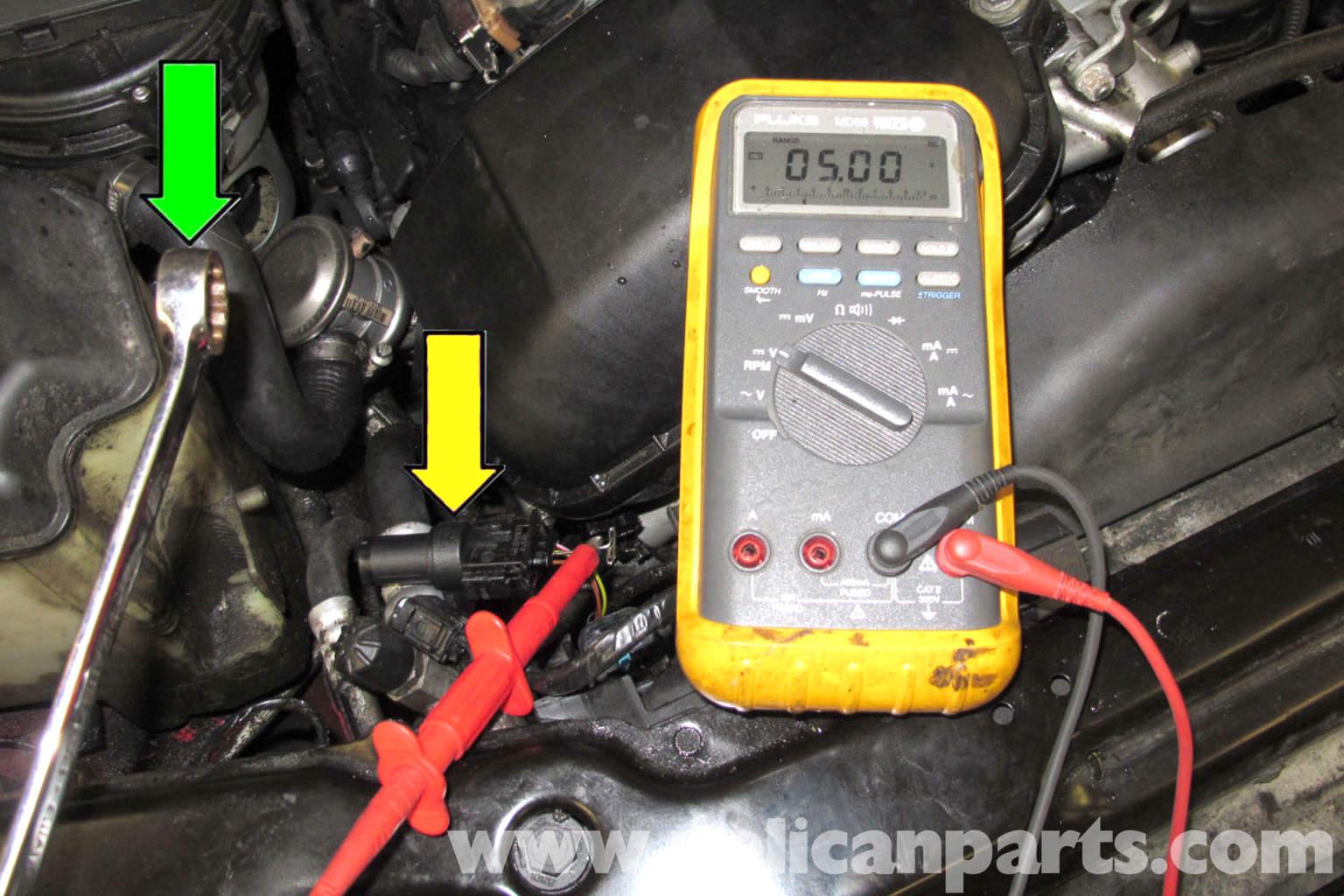 325i Fuse Diagram Bmw E46 Camshaft Sensor Testing Bmw 325i 2001 2005
