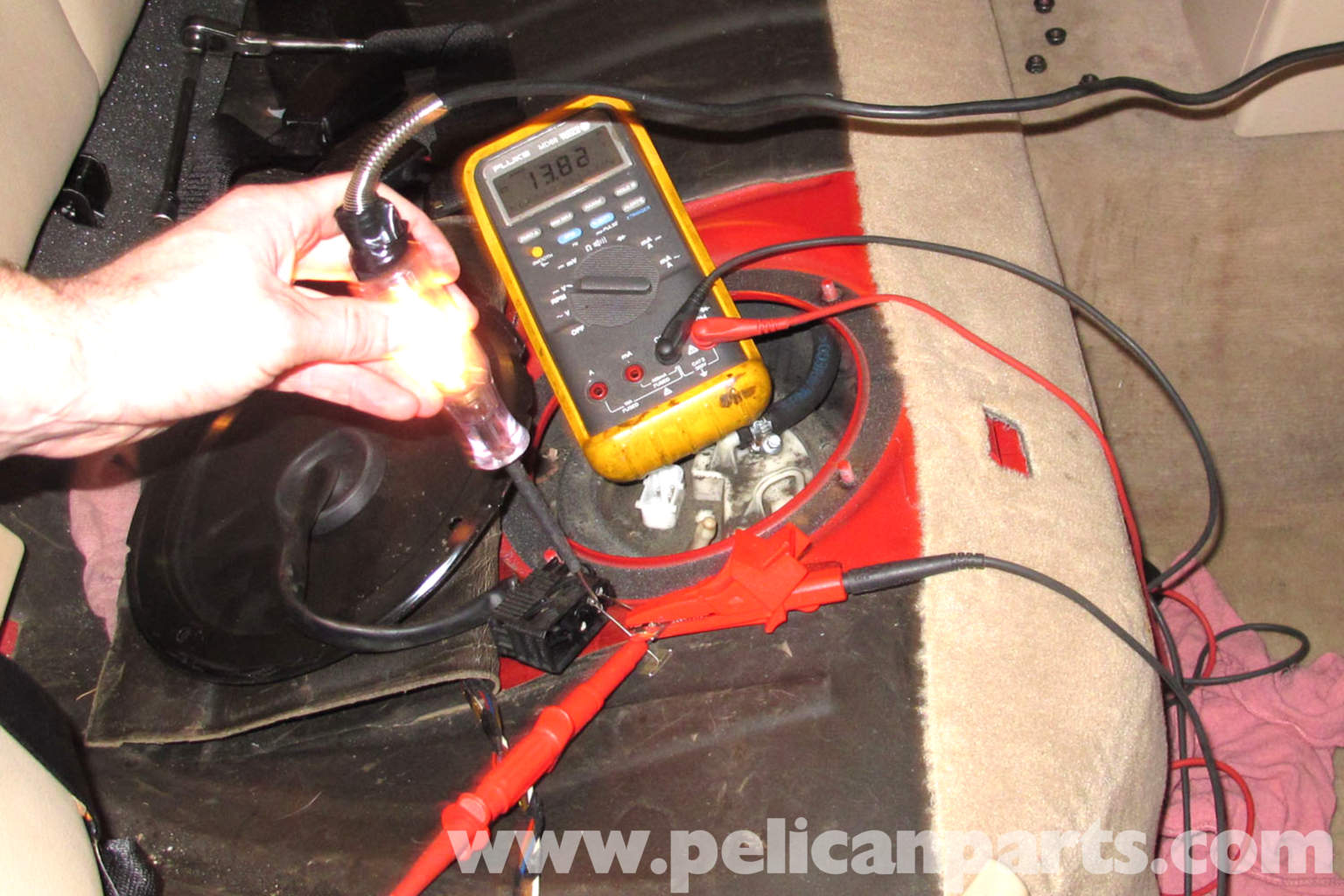 2001 Nissan Maxima Wire Harness Bmw E46 Fuel Pump Testing Bmw 325i 2001 2005 Bmw