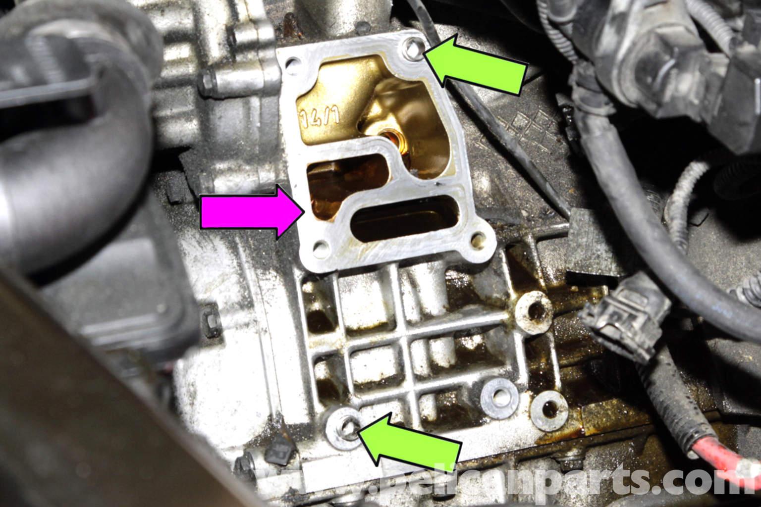 Bmw 2002 Oil Pump Gasket