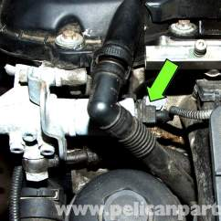 Bmw E36 Vacuum Hose Diagram Rj45 Wire E46 Vanos Solenoid Oil Line Replacement | 325i (2001-2005), 325xi ...