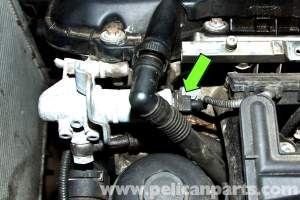 BMW E46 VANOS Solenoid Oil Line Replacement | BMW 325i (20012005), BMW 325Xi (20012005), BMW
