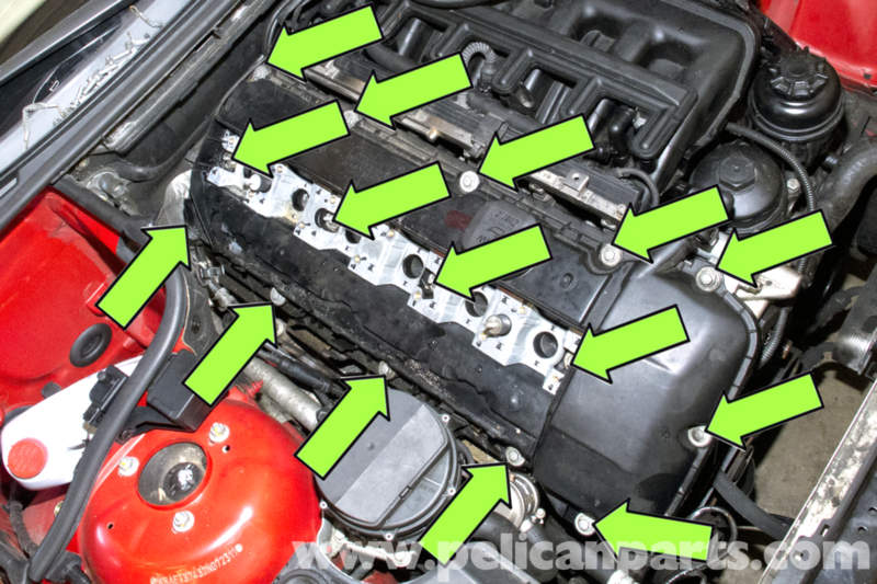 Xi Fuse Box Bmw E46 Valve Cover Removal Bmw 325i 2001 2005 Bmw