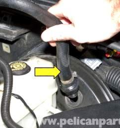 bmw e46 intake manifold gasket replacement bmw 325i 2001 2005 rh pelicanparts com 2004 bmw 330i [ 2592 x 1728 Pixel ]