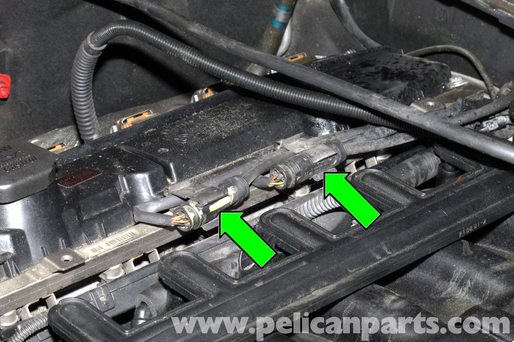 hight resolution of bmw e46 fuel injector replacement bmw 325i 2001 2005 lexus rx300 knock sensor problem lexus knock sensor wiring diagram