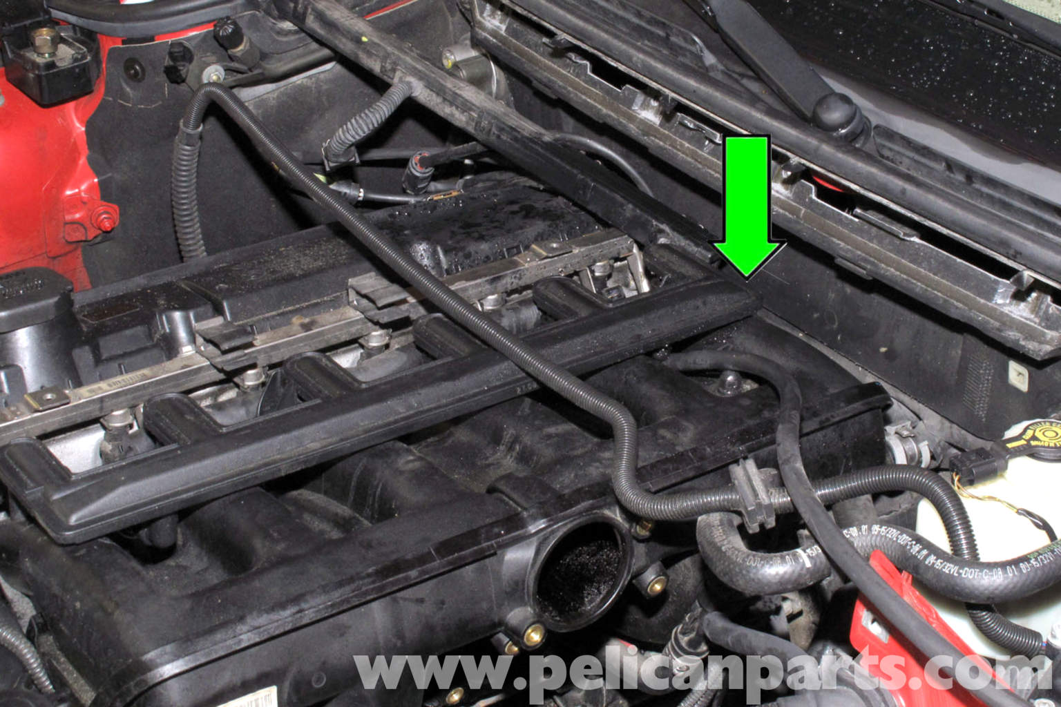 2007 Nissan Sentra Engine Parts Diagram