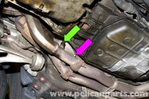 BMW E46 Oxygen Sensor Replacement | BMW 325i (20012005