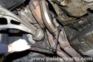 BMW E46 Oxygen Sensor Replacement | BMW 325i (20012005