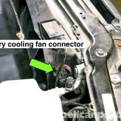 2006 Bmw 325i Engine Diagram Window Framing E46 Cooling Fan Replacement | (2001-2005), 325xi 325ci (2001 ...