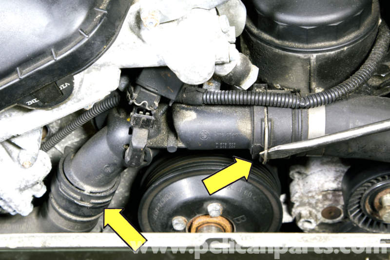 Pontiac Tps Wiring Bmw E46 Thermostat Replacement Bmw 325i 2001 2005 Bmw