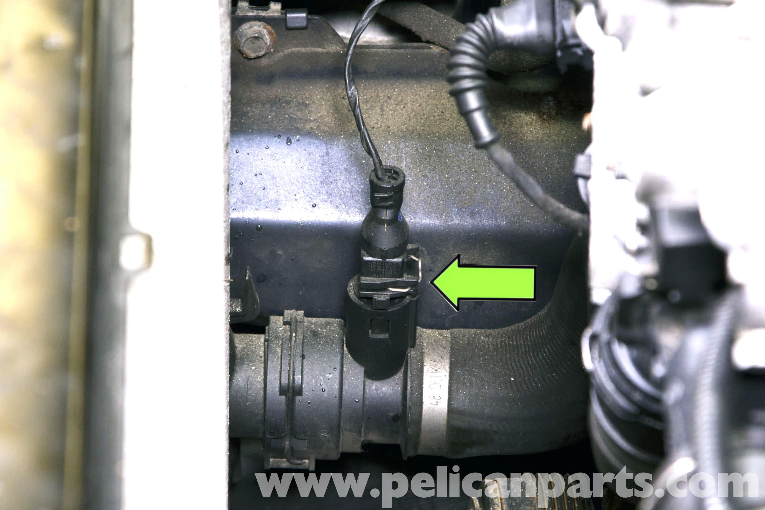 2006 Bmw X5 Wiring Schematics Bmw E46 Radiator Outlet Temperature Sensor Replacement