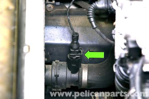small resolution of large image extra large image bmw e46 radiator outlet