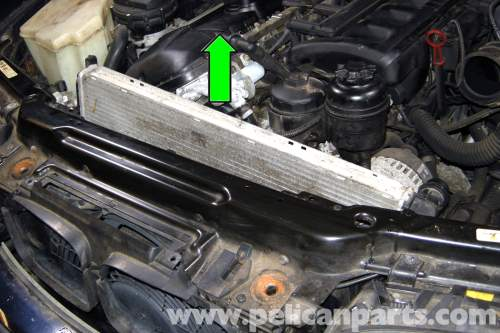 small resolution of bmw e46 radiator replacement bmw 325i 2001 2005 bmw 325xi 2001 bmw e46 crankshaft position sensor diagram automatice 2000 bmw e46 radiator parts diagram