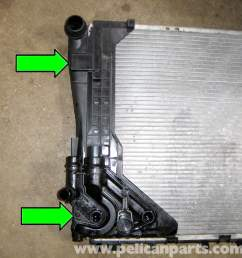bmw e46 radiator replacement bmw 325i 2001 2005 bmw 325xi 2001large image [ 2509 x 2592 Pixel ]