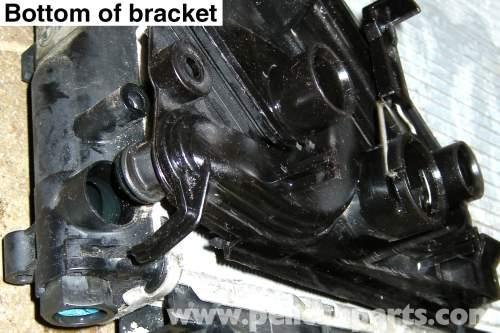 small resolution of bmw e46 radiator replacement bmw 325i 2001 2005 bmw 325xi 2001 2000 bmw 328i engine diagram radiator