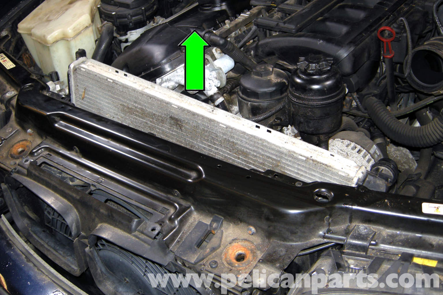 I Fuse Diagram Bmw E46 Radiator Replacement Bmw 325i 2001 2005 Bmw