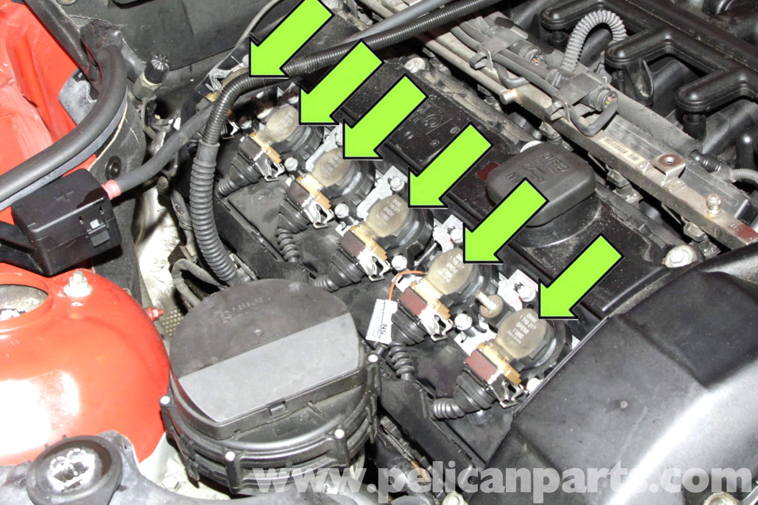 I Fuse Diagram Bmw E46 Engine Management System Bmw 325i 2001 2005