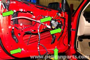 BMW E46 Front Window Regulator Replacement | BMW 325i