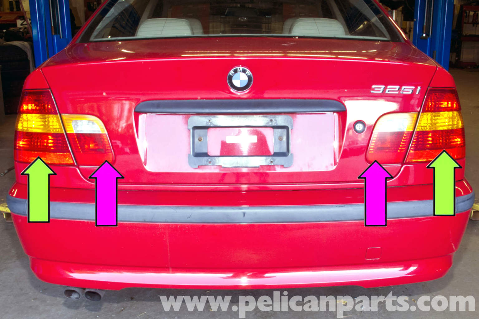 hight resolution of bmw e46 rear tail light replacement bmw 325i 2001 2005 2003 bmw 325i 2005 bmw 325i