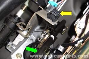 BMW E46 Brake Light Switch Replacement   BMW 325i (20012005), BMW 325Xi (20012005), BMW 325Ci