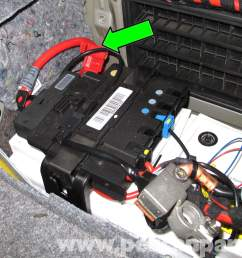 bmw e90 battery replacement e91 e92 e93 pelican parts diy bmw belt diagram bmw battery diagram [ 2592 x 1728 Pixel ]