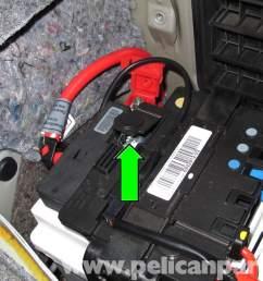 bmw e93 battery wiring diagram simple wiring diagrambmw e90 battery replacement e91 e92 e93 [ 2592 x 1728 Pixel ]