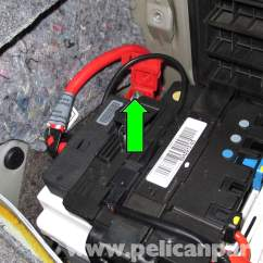 Ford Transit Central Locking Wiring Diagram Chamberlain Liftmaster Garage Door Opener Bmw E90 Battery Replacement | E91, E92, E93 Pelican Parts Diy Maintenance Article