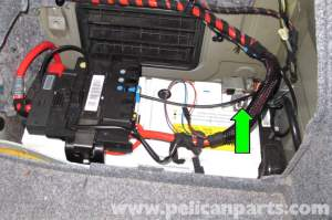 BMW E90 Battery Replacement | E91, E92, E93 | Pelican Parts DIY Maintenance Article