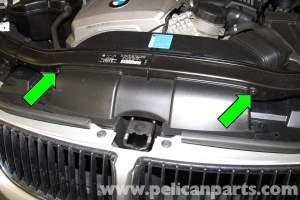 BMW E90 Drive Belt Replacement   E91, E92, E93   Pelican Parts DIY Maintenance Article