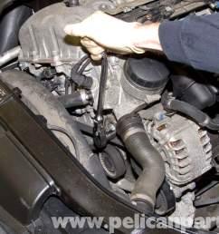 bmw e90 drive belt replacement e91 e92 e93 pelican parts diy 2007 bmw 328i serpentine belt diagram 2007 bmw 328i belt diagram [ 2592 x 1728 Pixel ]
