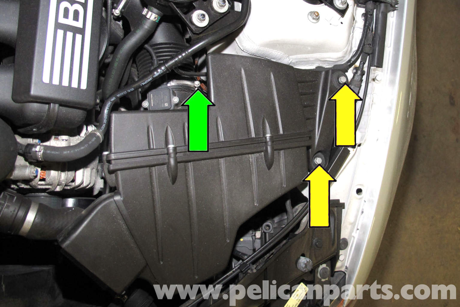 335xi Fuse Diagram Bmw E90 Air Filter Replacement E91 E92 E93 Pelican