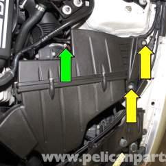 E46 M3 Maf Wiring Diagram Basic Car Stereo Bmw E90 Air Filter Replacement E91 E92 E93 Pelican