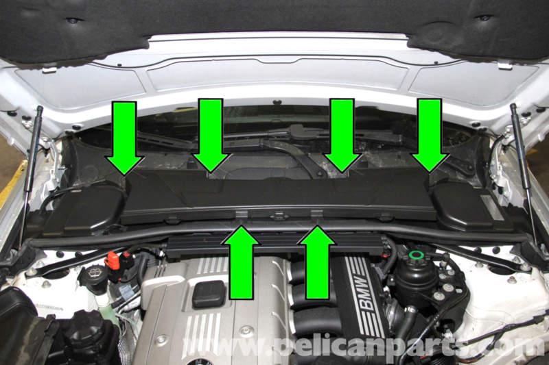 Xi Fuse Box Diagram Bmw E90 Microfilter Replacement E91 E92 E93 Pelican
