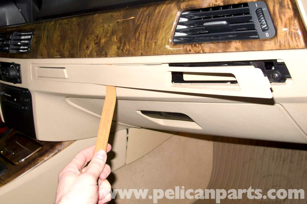 medium resolution of bmw e90 glove box replacement e91 e92 e93 pelican parts diybmw e90 glove box