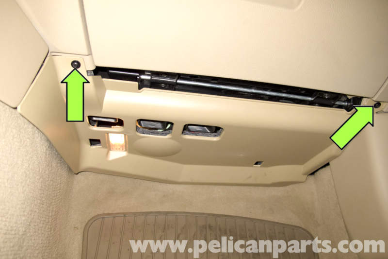 Ac Fuse Box Wiring Bmw E90 Glove Box Replacement E91 E92 E93 Pelican