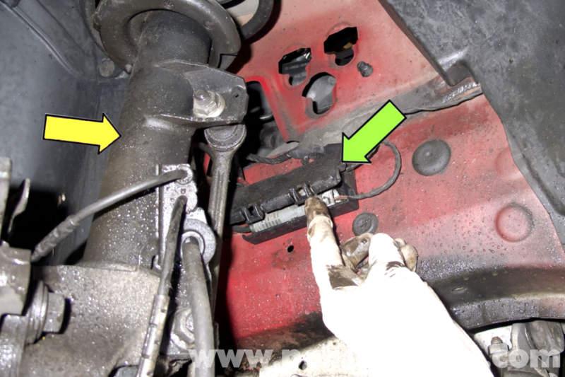 bmw vehicle speed sensor wiring diagram lucas ignition barrel e90 abs replacement | e91, e92, e93 pelican parts diy maintenance article