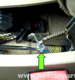 bmw e90 parking brake shoes replacement e91 e92 e93 pelicanbmw brakes diagram 20 [ 2592 x 1728 Pixel ]