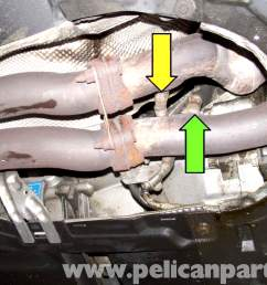 large image extra large image locate oxygen sensor electrical connectors at right side of engine above exhaust manifold figure 3 [ 2592 x 1728 Pixel ]