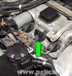 bmw e90 spark plug and coil replacement e91 e92 e93 pelican e90 ignition coil wiring diagram [ 2592 x 1728 Pixel ]