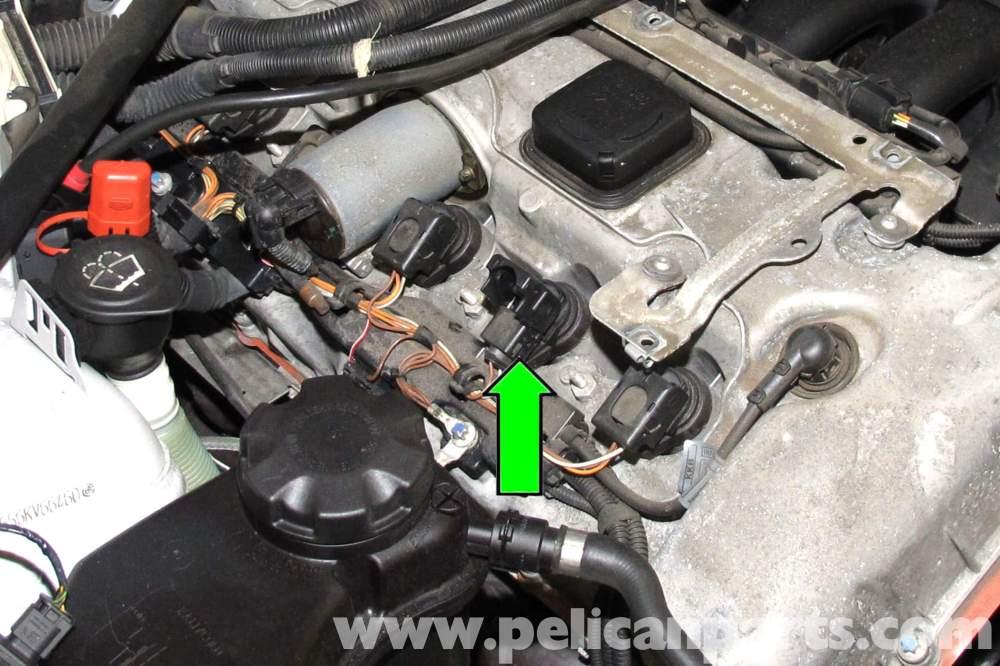 medium resolution of bmw e90 spark plug and coil replacement e91 e92 e93 pelican e90 ignition coil wiring diagram