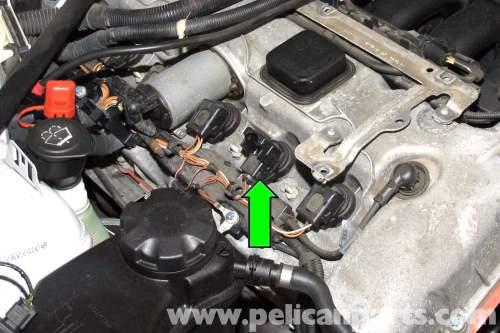 small resolution of bmw e90 spark plug and coil replacement e91 e92 e93 pelican e90 ignition coil wiring diagram