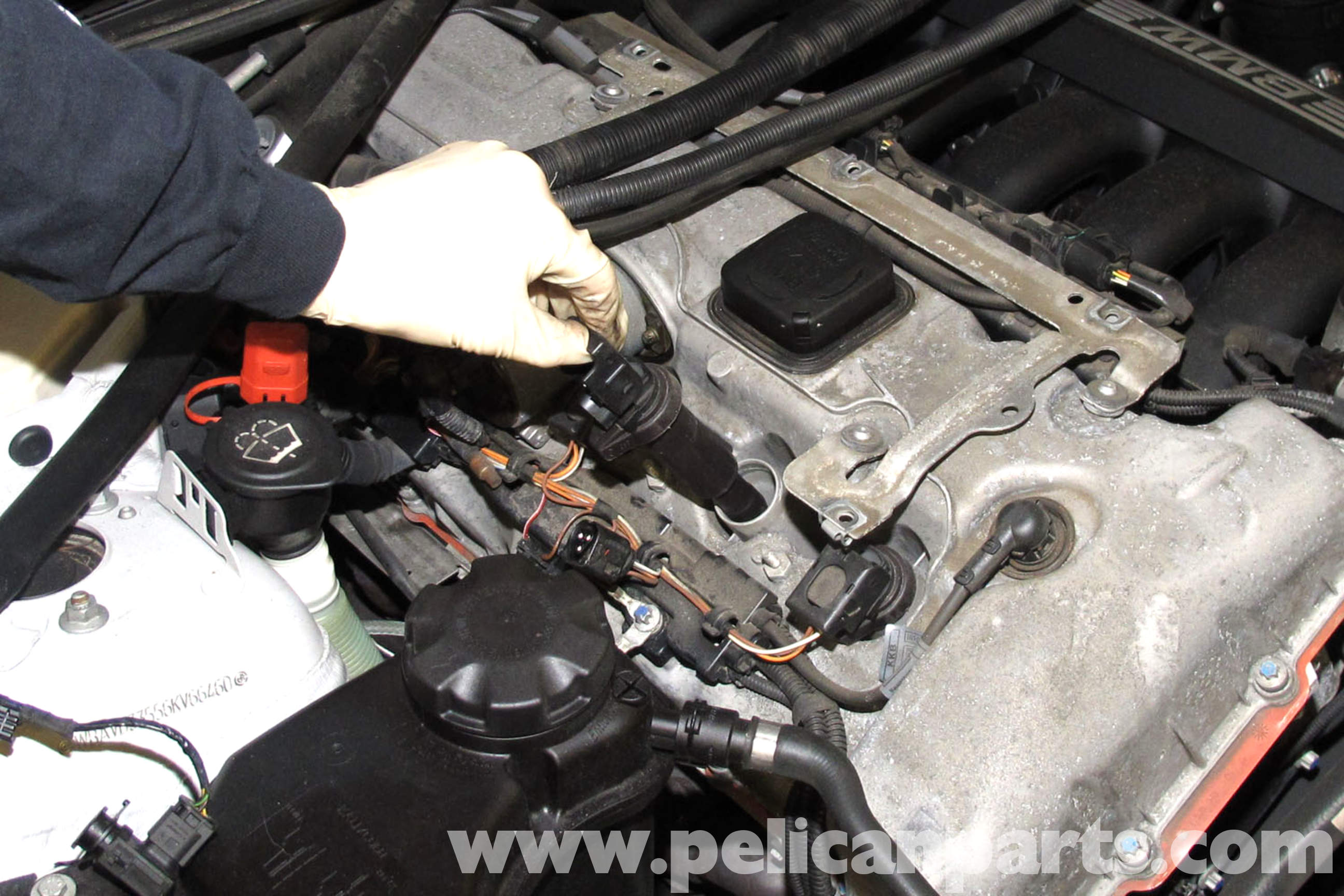 Series Fuse Box Diagram Bmw E90 Spark Plug And Coil Replacement E91 E92 E93