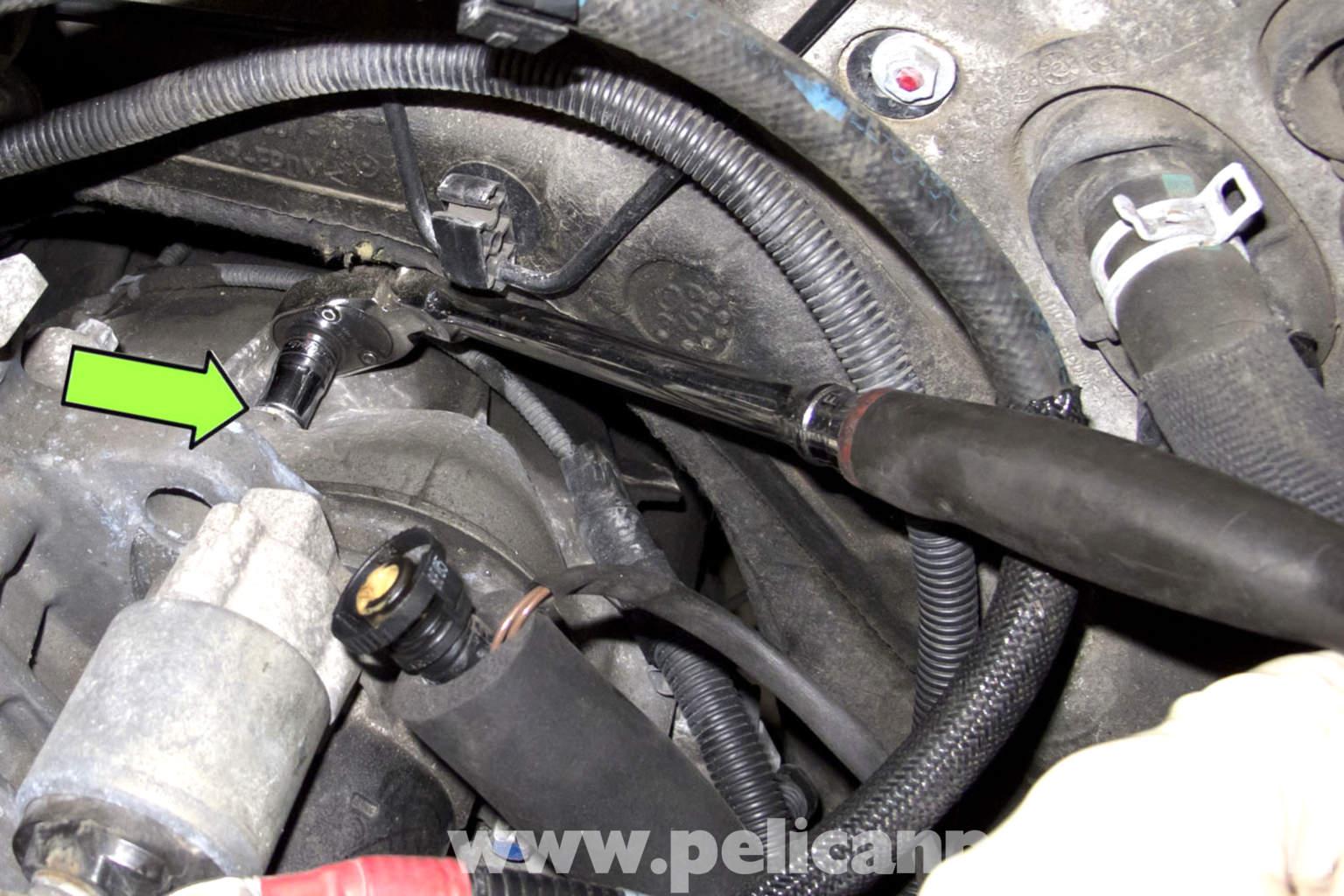 325i Water Pump Wiring Diagram Bmw E90 Starter Replacement E91 E92 E93 Pelican