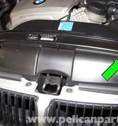 pic01 bmw e90 valve cover seal replacement e91 e92 e93 pelican at cita  [ 2592 x 1728 Pixel ]