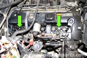 BMW E90 Valve Cover Seal Replacement | E91, E92, E93 | Pelican Parts DIY Maintenance Article